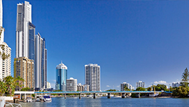 Gold Coast cruising