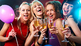 Hens party cruise ideas