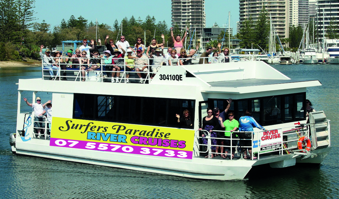 Surfers Paradise River Cruises Sightseeing Cruise Gold Coast