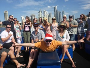 Christmas Party Cruises