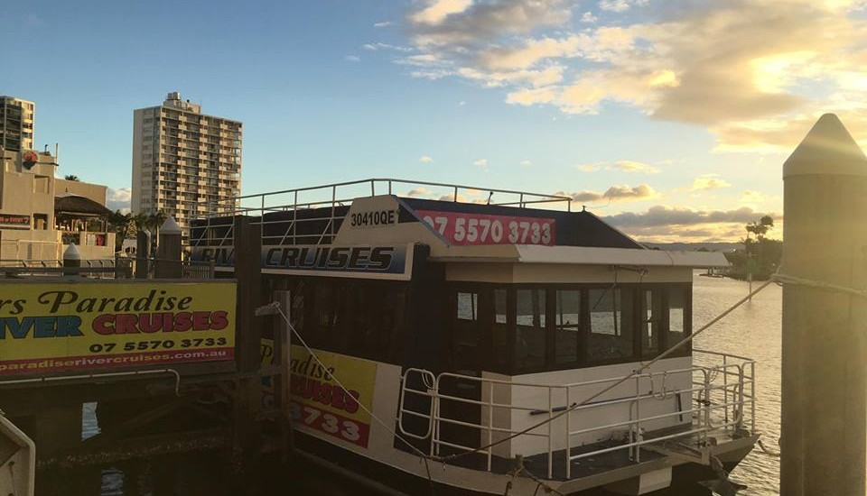 River Cruise Surfers Paradise